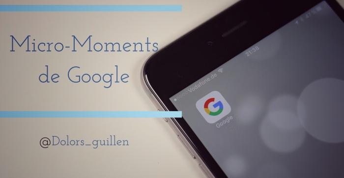 Micro Moments de Google